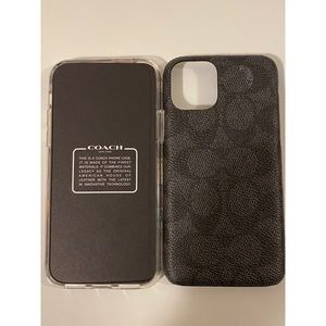 Coach Accessories - TWO BRAND NEW COACH IPHONE 11PRO PHONE CASES 🔥📱